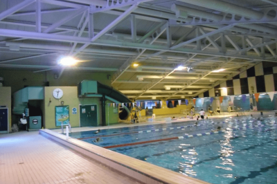 Saxon Pool Leisure Centre Clarity Clarity