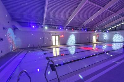 Brook Leisure Centre Sensory Swimming Pool
